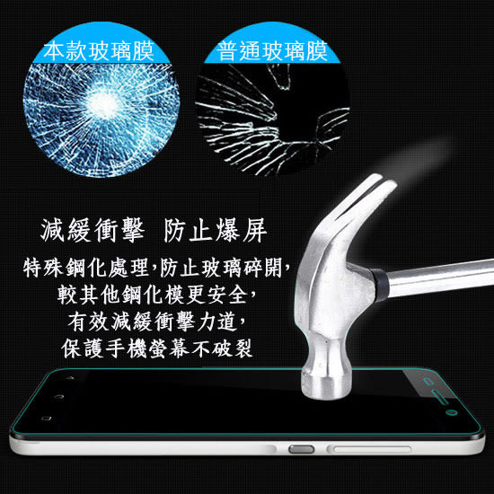 【玻璃保護貼】HTC Desire 830 手機高透玻璃貼/鋼化膜螢幕保護貼/硬度強化防刮保護膜