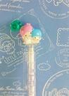 【震撼精品百貨】Little Twin Stars KiKi&LaLa 雙子星小天使~原子筆-紫擁抱