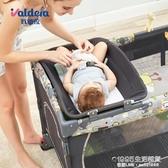 對接款嬰兒床專用尿布台按摩護理台換衣換尿片台 1995生活雜貨NMS