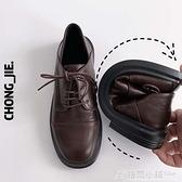 小皮鞋日系女jk春季新款英倫學院風軟皮平軟底學生單鞋兩穿 秋季新品