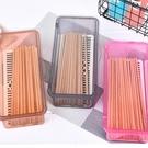 筷籠 廚房筷子盒塑料家用防塵筷籠置物架筒刀叉勺子帶蓋瀝水餐具收納盒【快速出貨八折鉅惠】