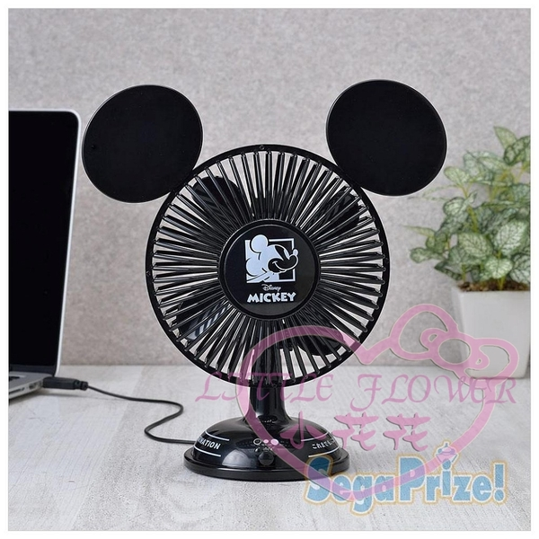 小花花日本精品♥迪士尼DISNEY米奇MICKEY造型BEYOND IMAGINATION USB電風扇56879902