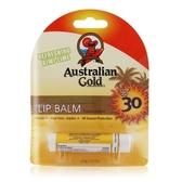 Australian Gold 金色澳洲 防曬護唇膏SPF30(0.15oz/4.2g)