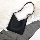 包包女2018新款韓版時尚夏季百搭子母包簡約休閒包個性潮流單肩包 全館85折