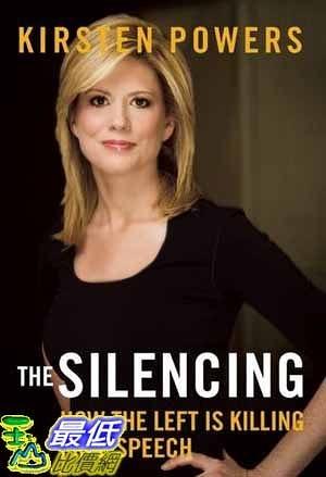 [104美國直購] 2015 美國暢銷書排行榜 The Silencing: How the Left is Killing Free Speech Hardcover