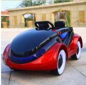 嬰幼兒童電動車四輪遙控汽車搖擺童車寶寶玩具車可坐人男女孩充電igo     韓小姐