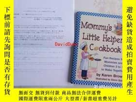 二手書博民逛書店Mommy's罕見Little Helper CookbookY443410 By (author)