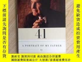 二手書博民逛書店41:罕見A Portrait of My Father(16開