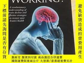 二手書博民逛書店Why罕見Isn t My Brain Working?Y170