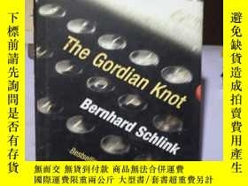 二手書博民逛書店The罕見Gordian Knot (C) [精裝]Y15389