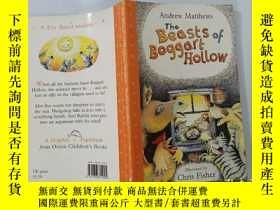 二手書博民逛書店The罕見Beasts of Boggart Hollow:博格特山谷的野獸Y200392