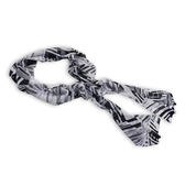 Moontide 知名進口泳裝品牌 SCARF 圍巾 - 女(黑白)