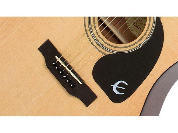 【非凡樂器】Epiphone DR-100木吉他 / 民謠吉他 原木款 / 含琴袋、肩帶、匹克、琴布 公司貨保固