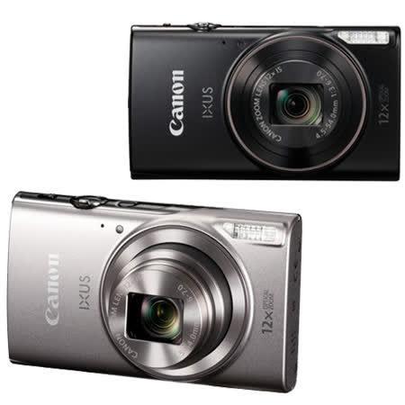 CANON IXUS 285 數位相機  WIFI 12X光學變焦  公司貨