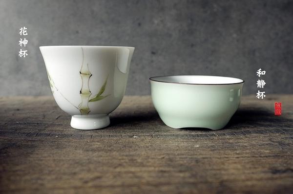[協貿國際]景德鎮陶瓷品茗杯喝茶杯功夫茶具手繪小茶杯主人杯