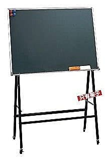 【環保傢俱】烤漆單面架.白板架125-09(DIY-自組)