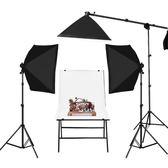 155瓦小型led攝影棚補光燈套裝淘寶靜物產品拍攝設備大型拍照道具燈箱專業室內 SP 完美計劃