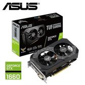【ASUS 華碩】TUF GeForce GTX 1660Ti O6G GAMING 顯示卡