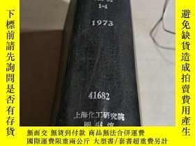 二手書博民逛書店HYDROCARBON罕見PROCESSING.Vol.52.1