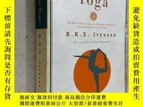 二手書博民逛書店Light罕見on Yoga:Yoga Dipika(瑜伽之光:瑜伽雙刃劍)Y5718 B. K. S. Iy