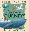 【書立得】AMAZING ANIMALS JOURNEYS (AFEB0546)