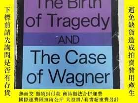 二手書博民逛書店The罕見Birth Of Tragedy And The Ca