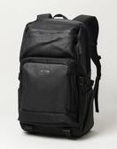 MSPC(master-piece) SPEC ver.2 No.02560-V2-BLACK [高質感黑毛和牛皮後背包-黑色]