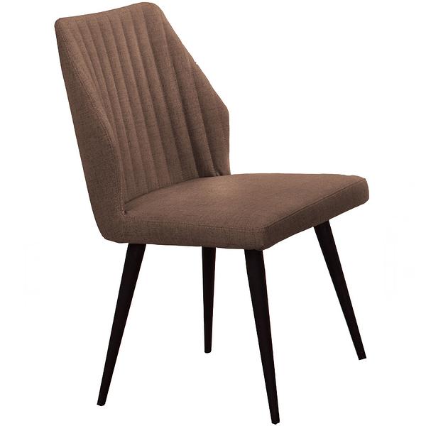韋伯咖啡皮餐椅(18JF/486-16)【DD House】