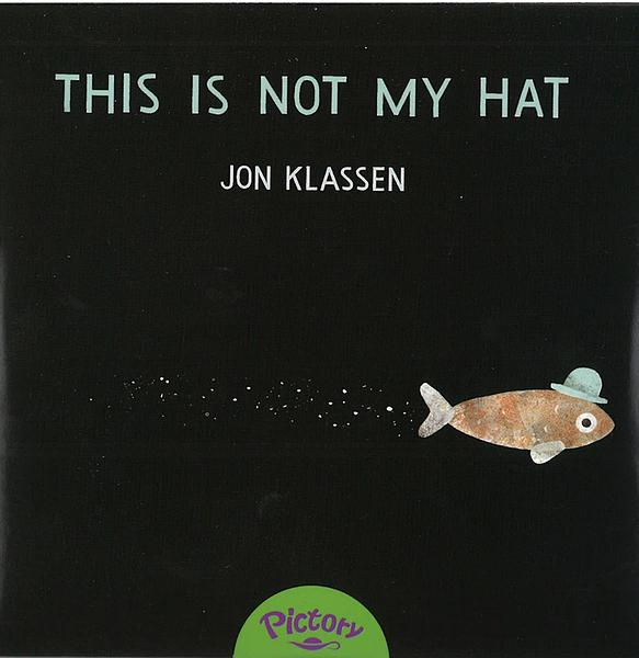 【麥克書店】THIS IS NOT MY HAT /單CD 《中譯: 這不是我的帽子》