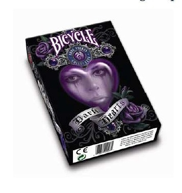 【USPCC 撲克】撲克牌 BICYCLE Anne Stoke V2版