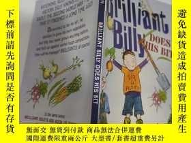 二手書博民逛書店brilliant罕見billy does his bit 聰明的比利盡自己的一份力Y200392