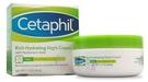 Cetaphil 超滋潤保濕晚霜 (玻尿酸 無香 ) 1.7oz / 48g 新商品 加拿大製造【彤彤小舖】