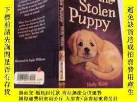 二手書博民逛書店sam罕見the stolen puppy holly webb 偷來的小狗山姆霍莉韋伯Y200392 不祥