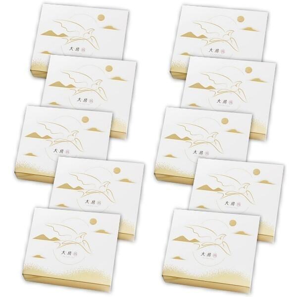 (額外加送3盒)胜肽蜂蜜燕窩飲(荔枝風味)(10包X10盒)優惠組【大房楊】
