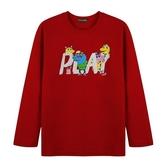 『小鱷魚童裝』Q版鱷魚家族T恤(10號~20號)554405