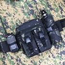 軍規腰包 腰包男多功能戶外戰術小型輕便路亞彈弓運動工地干活手機水壺腰包  快速出貨