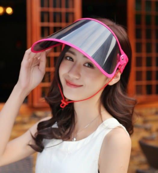 網狀遮陽帽 防曬帽 防紫外線騎車帽子 79元