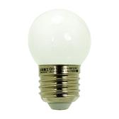 觀自在LED磨砂燈泡E27/0.5W/白光