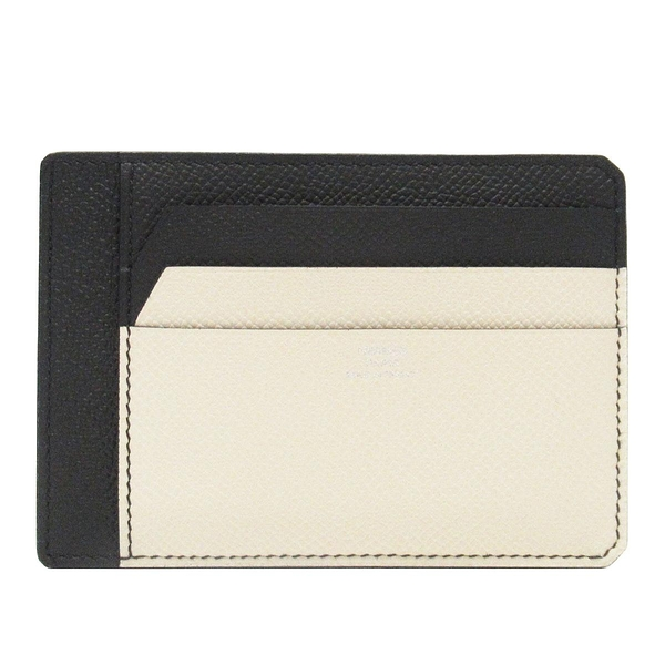 HERMES 愛馬仕 City 8CC Bicolor Card Holder 雙色卡夾 Y刻 Epsom【BRAND OFF】