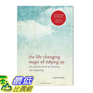 [106美國直購] 2017美國暢銷書 The Life-Changing Magic of Tidying Up:The Japanese Art of Decluttering and Organizing