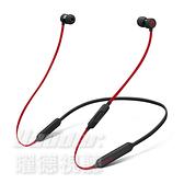 【曜德】BeatsX 10週年版 桀驁黑紅色 輕量款 藍牙無線耳機 8H線控通話