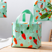 【出清$39元起】胡蘿蔔樂園保溫餐袋-生活工場