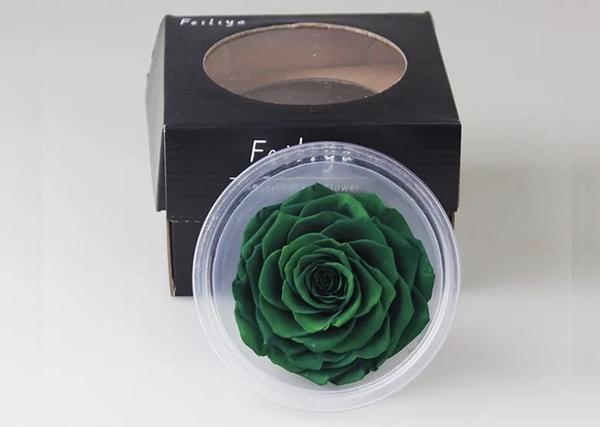 永生花花材,多色巨型玫瑰 9-10公分,單朵價格,共24色