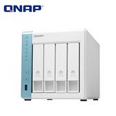 【QNAP 威聯通】TS-431K 4Bay NAS 網路儲存伺服器