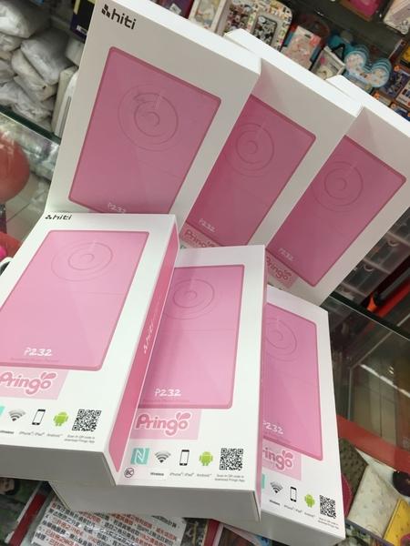 [ 全店紅 ] 誠研科技pringo p232 最新 第二代 相印機 送108張 含隨機皮套