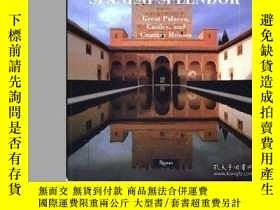 二手書博民逛書店Spanish罕見Splendor: Palaces, Cast