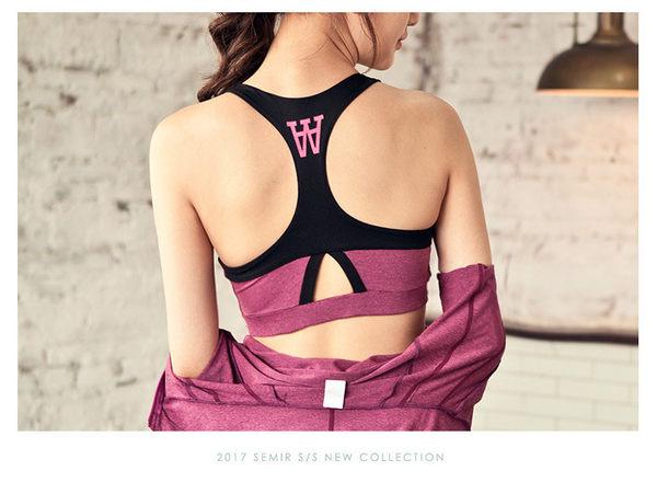 【狐狸跑跑】韓版修身新款女上衣運動內衣長褲三件套裝 成套運動服T168169170