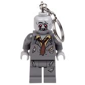 LEGO 樂高經典僵屍鑰匙圈燈