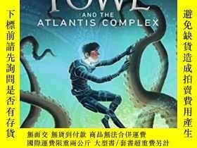 二手書博民逛書店Artemis罕見Fowl Artemis Fowl And The Atlantis ComplexY256