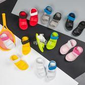 男童涼鞋 男女童鞋兒童涼鞋防滑軟底嬰兒學步鞋 珍妮寶貝